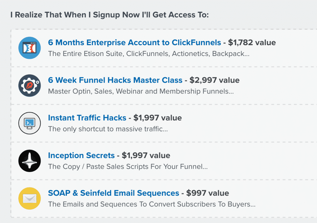 Funnel Hacks Review - Masterclass , System, Training ,Price