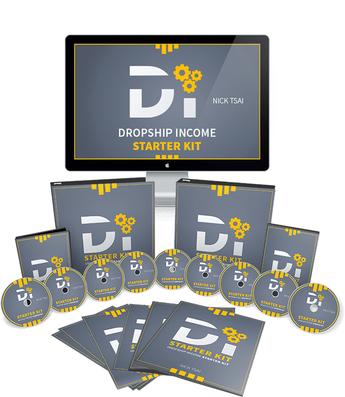 BUNDLE - Dropship Income Starter Kit
